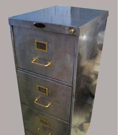 les meubles industriels aspect brut et vintage meubles. Black Bedroom Furniture Sets. Home Design Ideas
