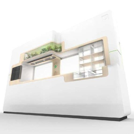green kitchen by whirlpool
