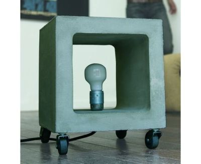 meuble lampe