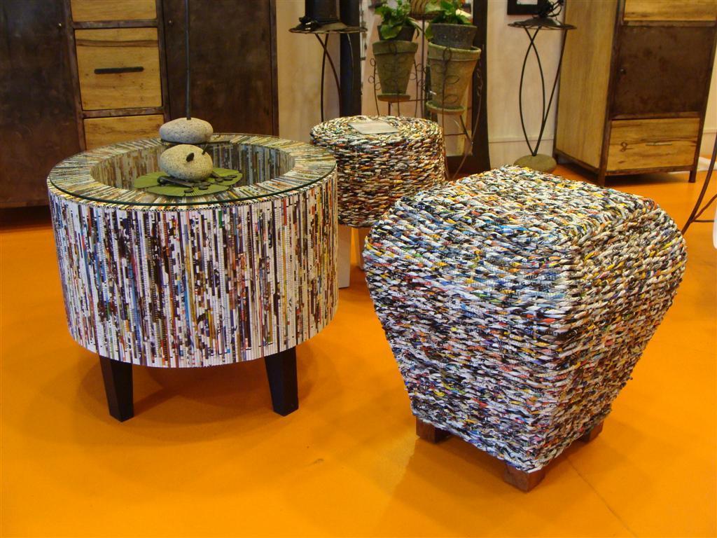 meuble-papier-écologique