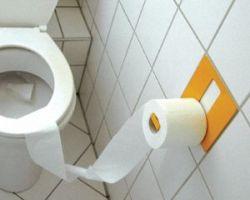 porte papier wc Charles